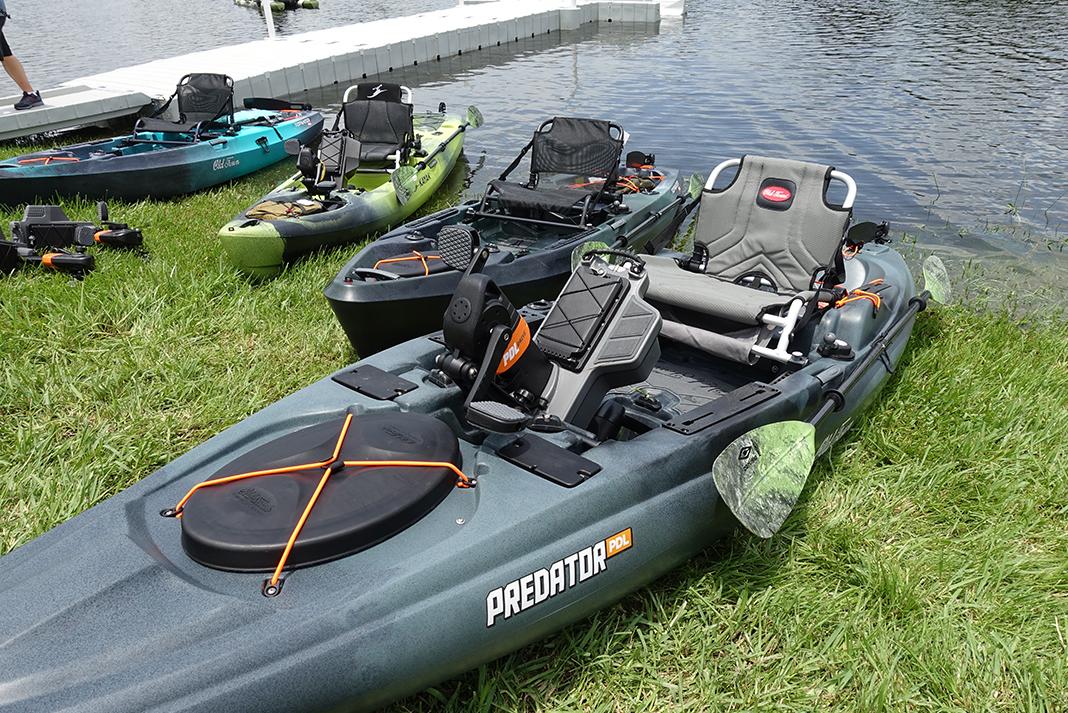 Old Town's Predator PDL Fishing Kayak | Kayak Angler