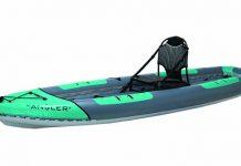 Vibe Kayaks' Shearwater 125 Fishing Kayak   Kayak Angler