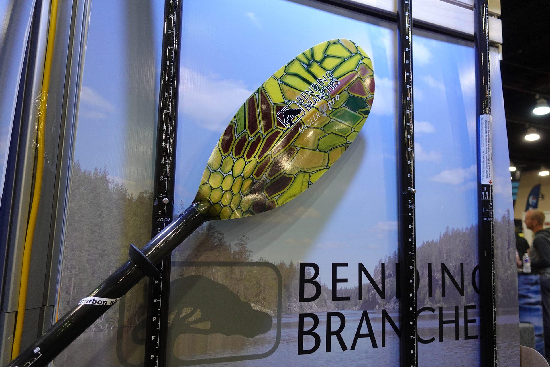 Bending Branches Angler Pro GlowTek Kayak Fishing Paddle