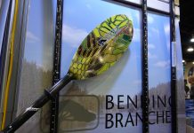 Bending Branches Angler Pro GlowTek Kayak Fishing Paddle