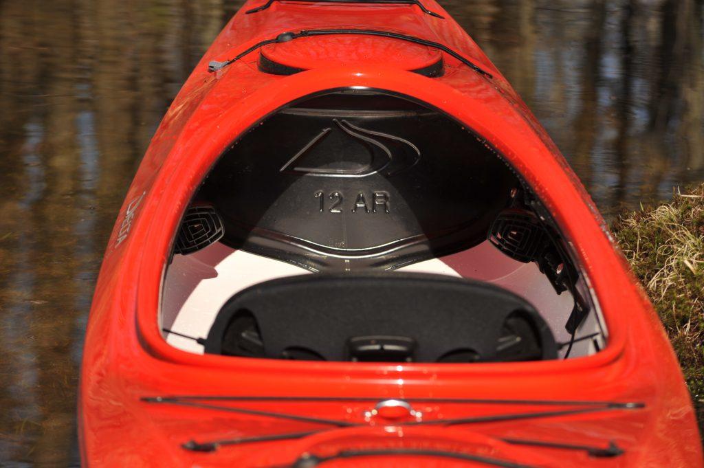 Delta Kayaks Review: Delta 12AR Recreational Kayak