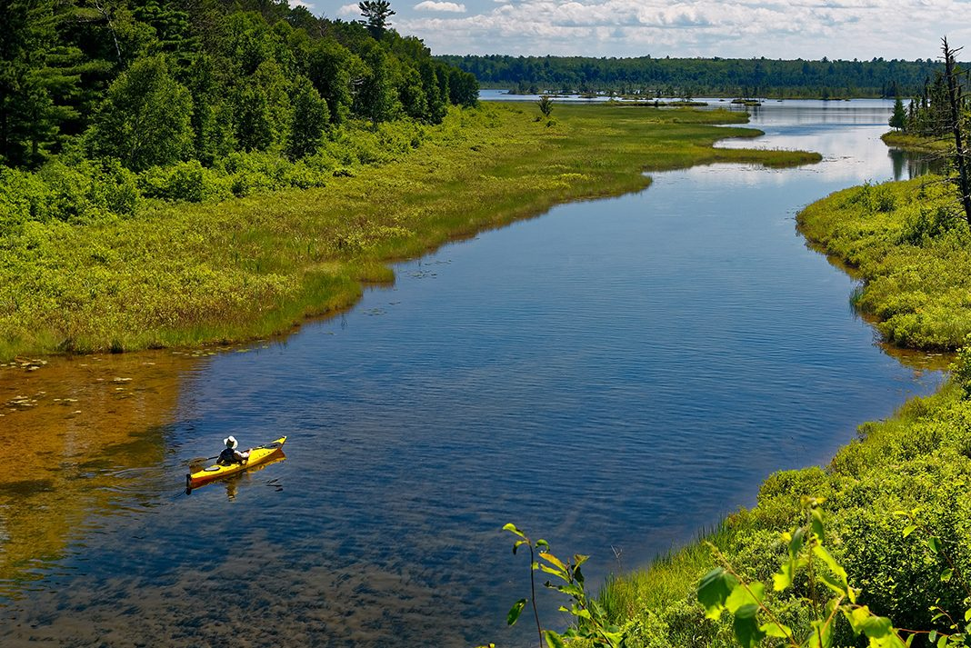 Kayaking near me: places to kayak