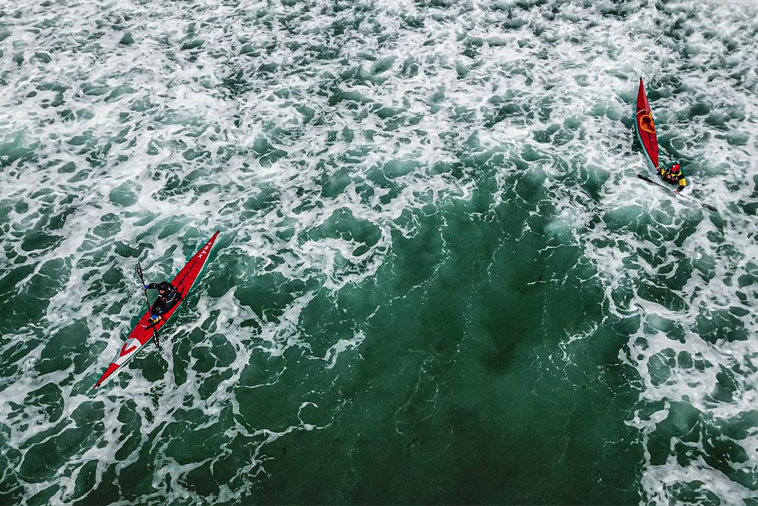 recreational kayak accident