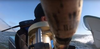 Kayak Angler Hit By Motor Boat