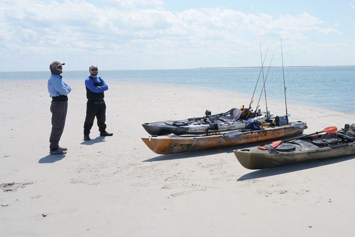 Kayak Fishing Jobs: Kayak Angler staff at Virginia Beach