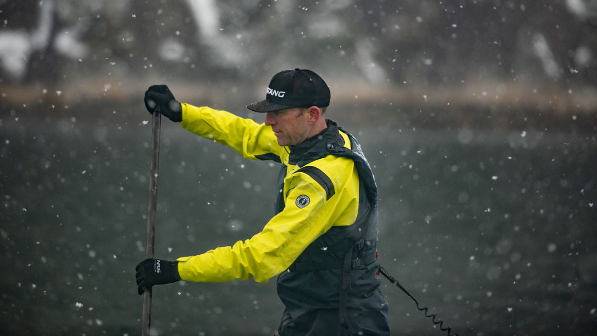 Enter to Win a Mustang Drysuit and PFD| Paddling Magazine