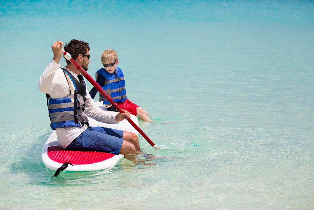Life Jackets For Paddleboarders