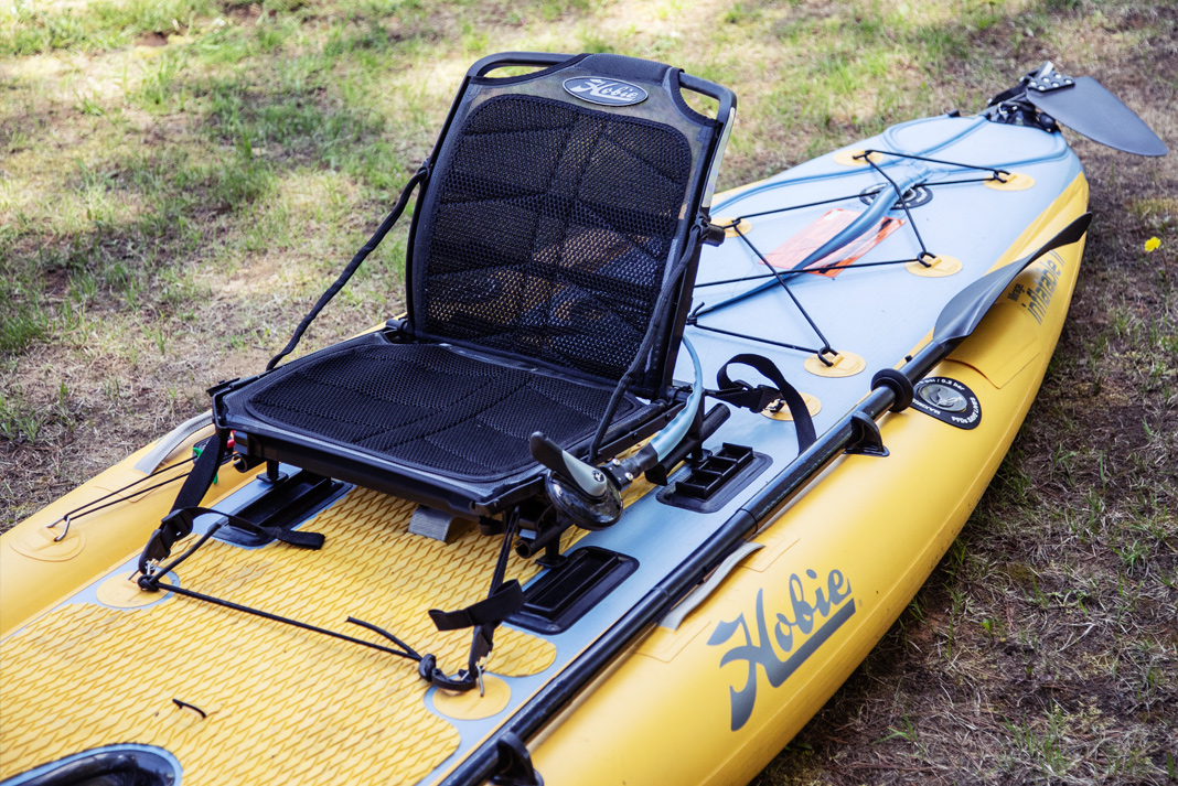 Hobie Mirage i11S Vantage CTi seat