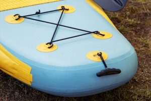 Hobie Mirage i11S bungees and D-rings
