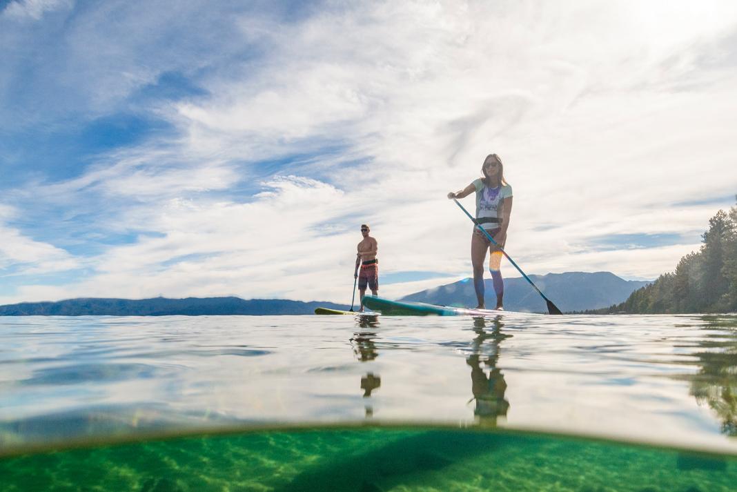 Hot Spots - Lake Tahoe, California & Nevada
