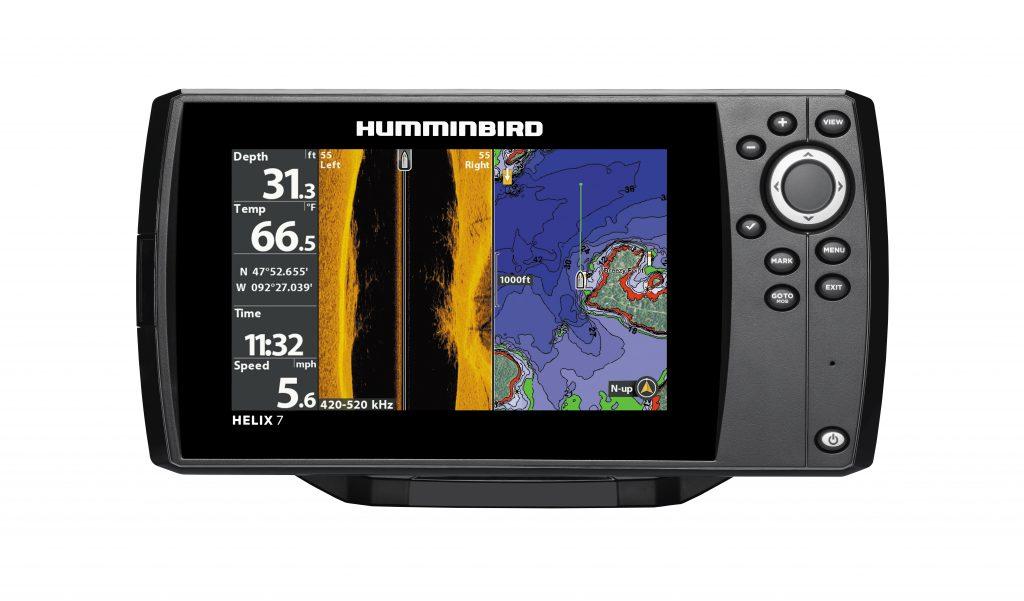 Humminbird Helix CHIRP Mega SI GPS G3