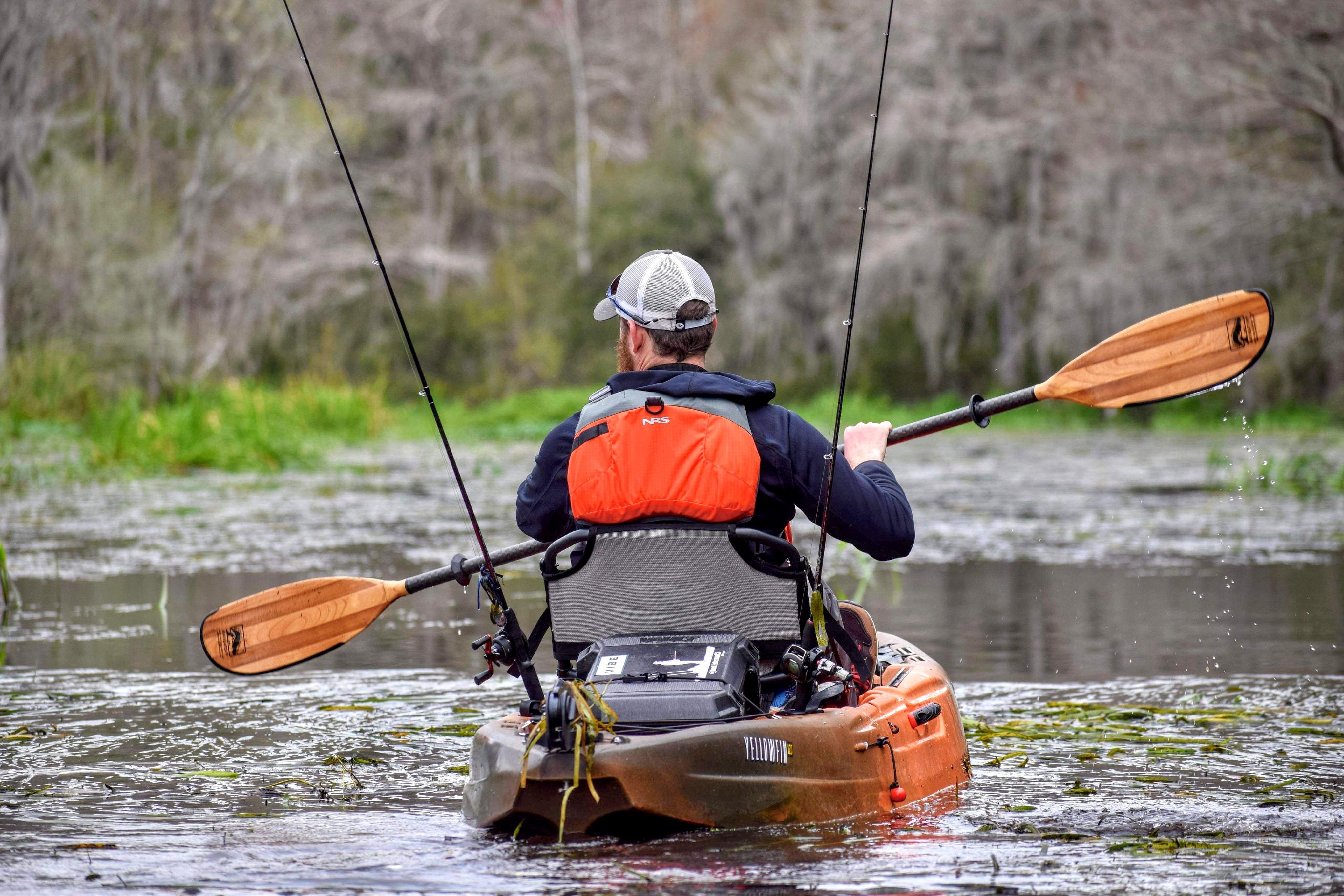 PHOTO: Vibe Kayaks