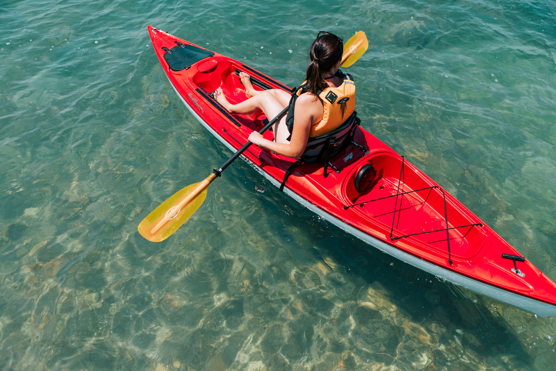 PHOTO: Eddyline Kayaks