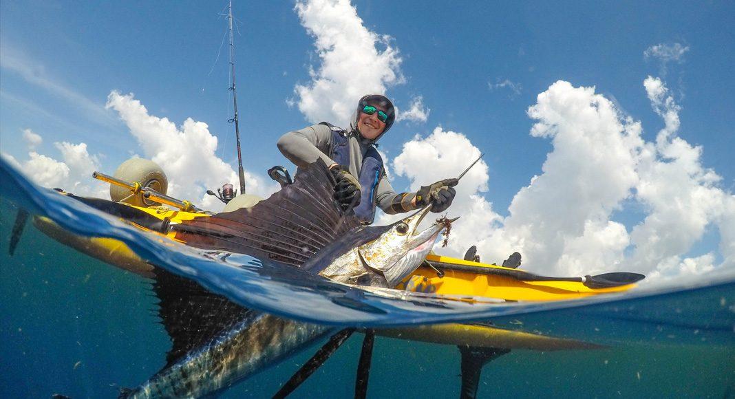 Scoring a sail brings smiles. | Photo: Eric McDonald