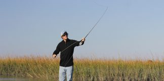The Folbot Sporting Life is great for backwater fly fishers and hunters. Photo: Courtesy Folbot