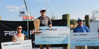 Yes, that adds up to $7,000.| Photo: Courtesy Fish N Paddle
