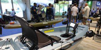 Hobie Passport 10.5 Fishing Kayak