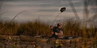 Old Town Waterfowl Hunting