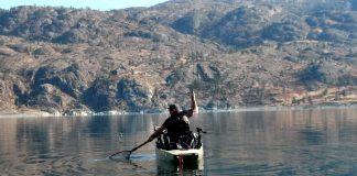 Trolling a lure maximizes fishing time. | Photo: Brad Hole