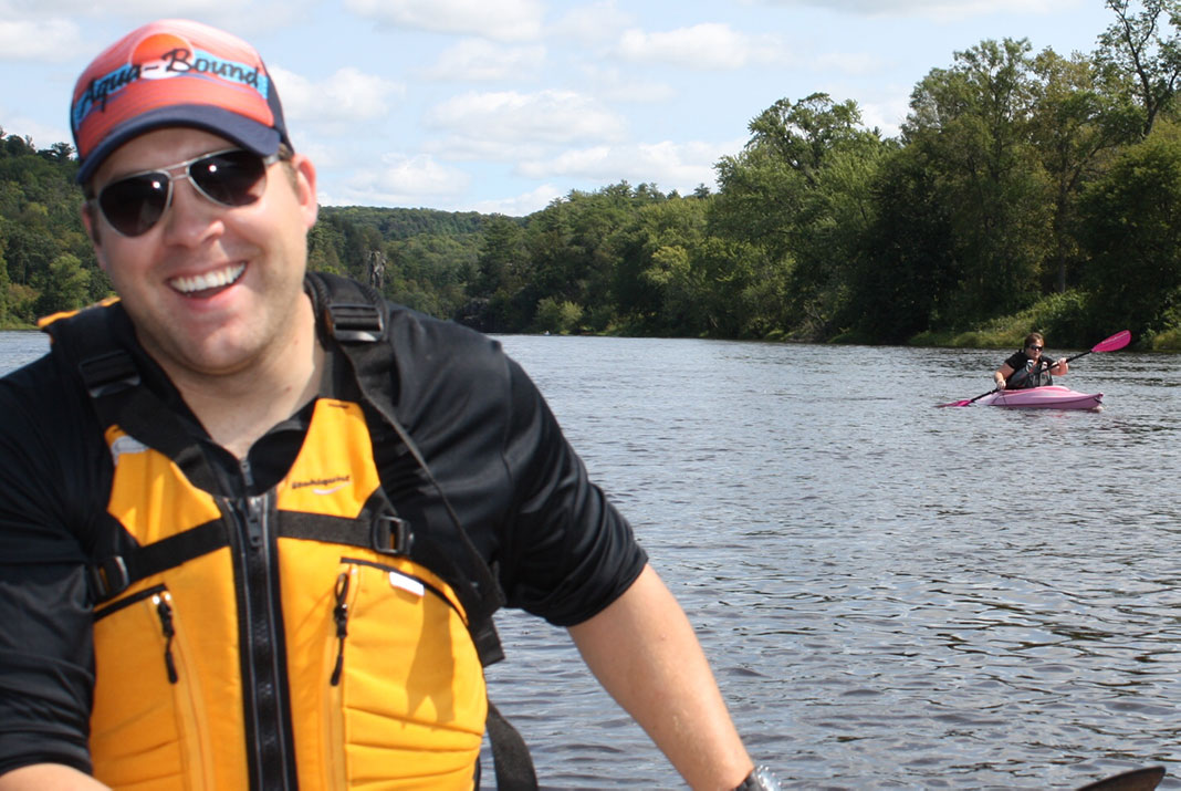 Andrew Stern, Marketing Manager at Bending Branches, predicts 2021 kayak industry trends