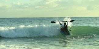 paddle or pedal your fishing kayak