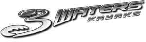 3 Waters Kayaks logo