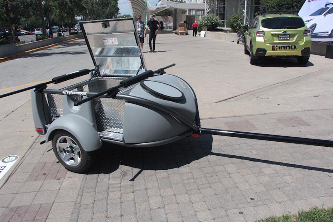 GO Easy kayak cart from Sylvan Sport in 2016
