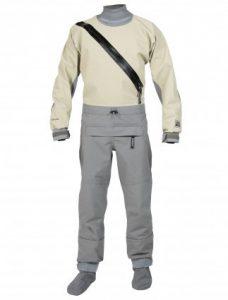 SuperNova Angler in Gore-Tex semi-dry suit from Kokatat