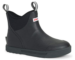 Ankle deck boot from Xtratuf