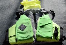Ronny Fischer PFD from Astral Designs