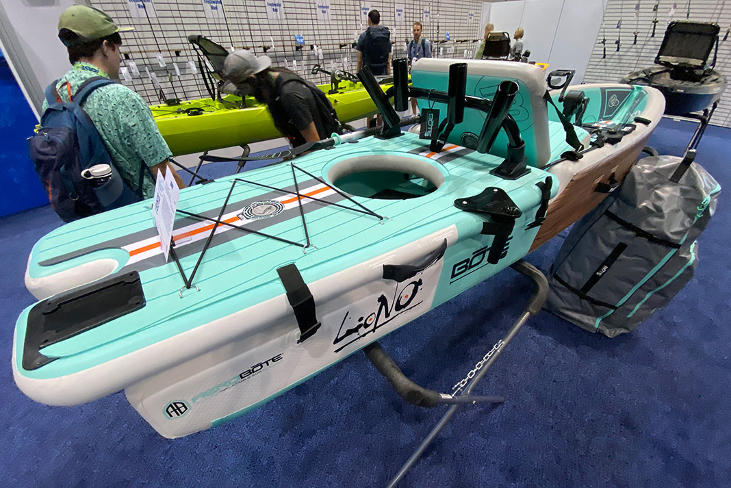 BOTE LONO Apex at ICAST 2021
