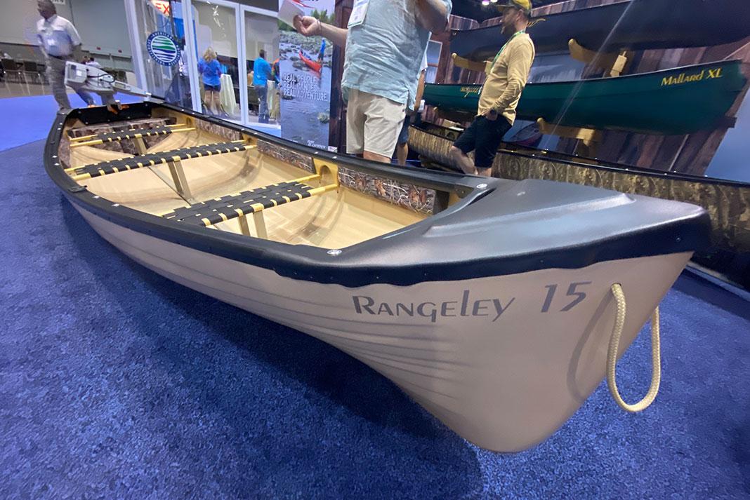 Esquif Rangeley 15 at ICAST 2021