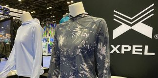 Gill Xpel apparel from ICAST 2021