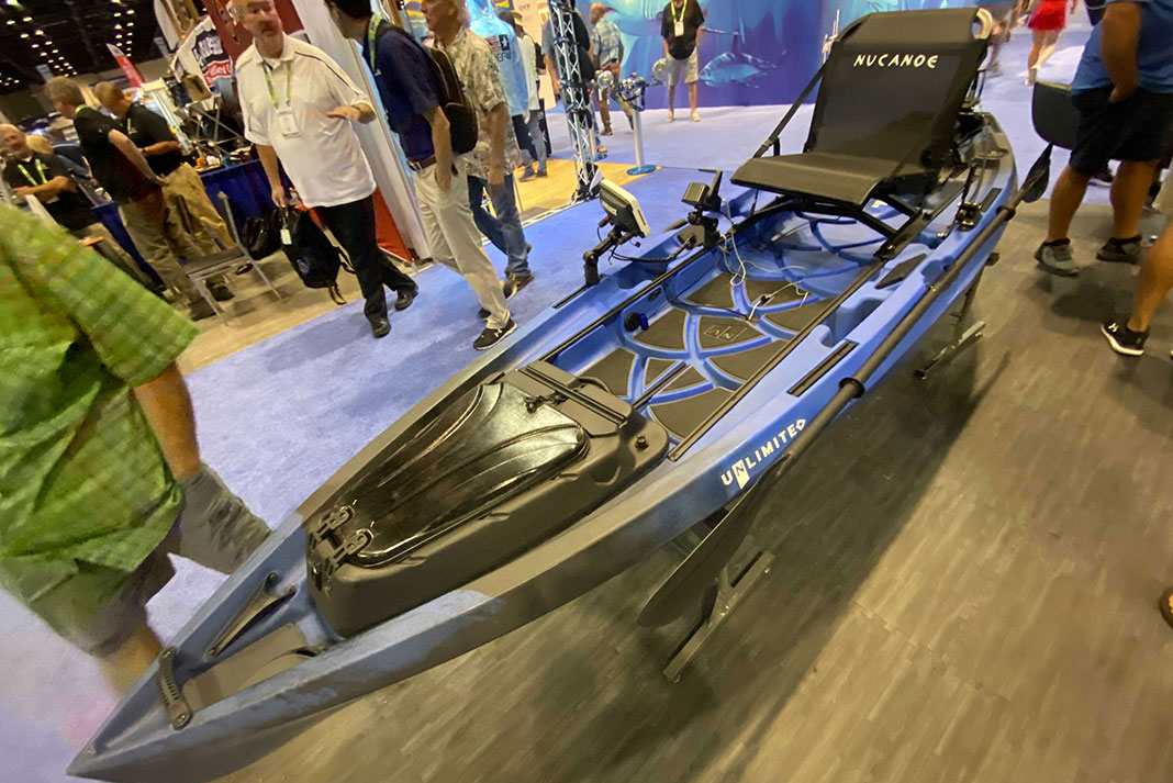 NuCanoe Unlimited at ICAST 2021