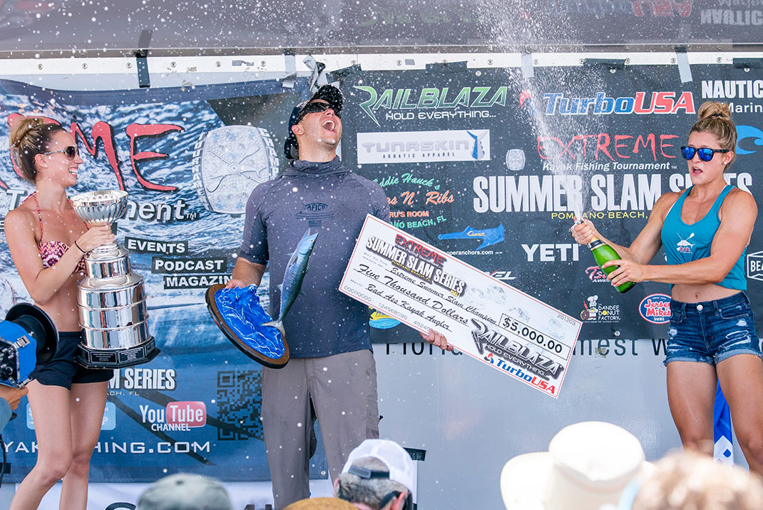 Something to celebrate, lessons from 2020 tournament season pay off.   Photo: Courtesy EKFT