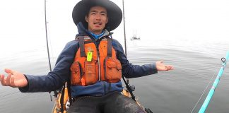 angry commercial fishermen accost kayak anglers video