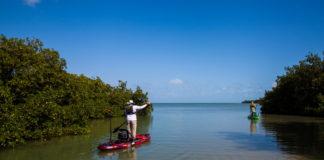 Kayak Fishing In Belize